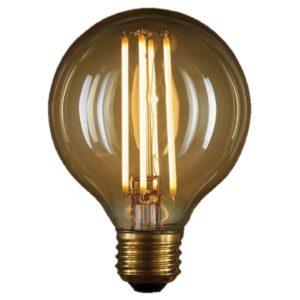 LED Filament Globe 125mm HP-G125-8LSMD