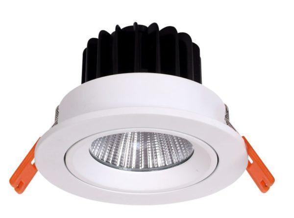 LED Downlight inbouw spot wit kantelbaar