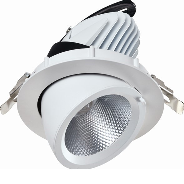 LED banaan downlighter 9W